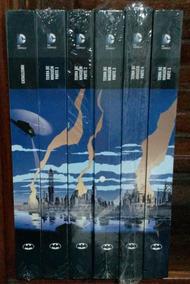 Coleção Completa Hq Batman - Terra De Ninguém - Lacrados