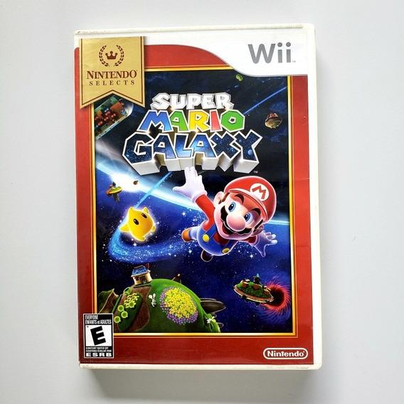 Super Mario Galaxy Original Nintendo Wii