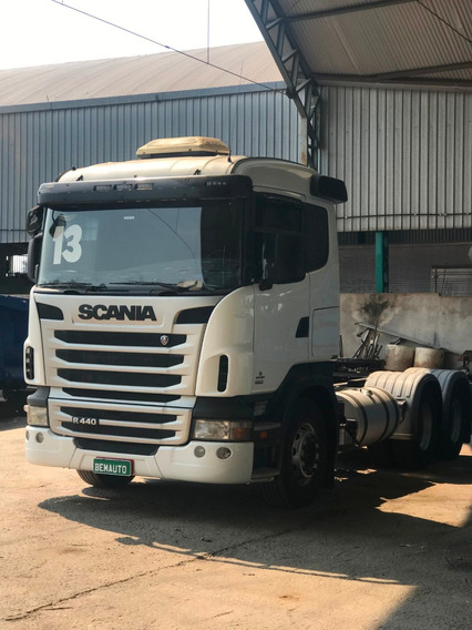 Scania R 440 / Ano: 12*13