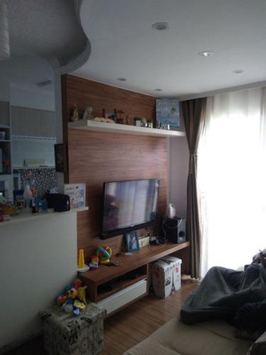 Apartamento Para Venda No Bairro Parque Edu Chaves Em São Paulo - Cod: Ai22756 - Ai22756