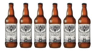Cerveza Antares Kolsch Pack X 6 X 500ml.- Envíos