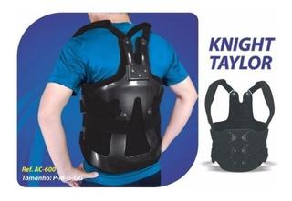 Colete Dorso Lombar Knight Taylor Brace Pauher Consultar Tam