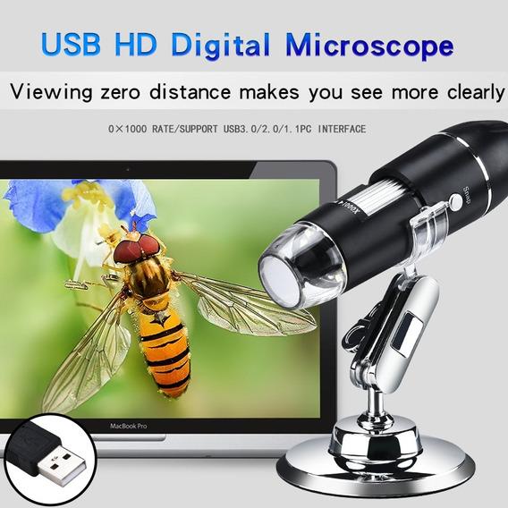 Bijia Microscópio Digital 3in1 Beleza Eletrônica Usb Lupa