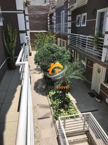 Casa Com 3 Dormitórios À Venda, 110 M² Por R$ 540.000,00 - Vila Isolina Mazzei - São Paulo/sp - Ca0039