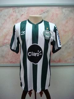 Camisa Futebol Coritiba Pr Penalty Claro Jogo Antiga 2622
