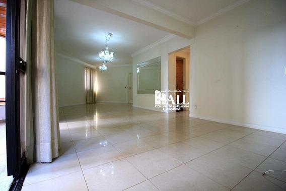 Apartamento Com 3 Dorms, Vila Redentora, São José Do Rio Preto - R$ 789.000,00, 172m² - Codigo: 3837 - V3837