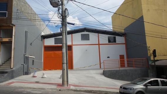 Galpão Para Alugar No Letícia Em Belo Horizonte/mg - 1694