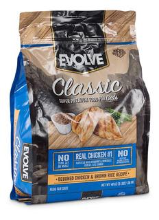 Evolve Cat Adult Chicken Rice 6.8 Kg