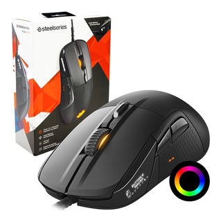Mouse Gamer Steelseries Rival 710 Rgb 12000dpi Pantalla Oled
