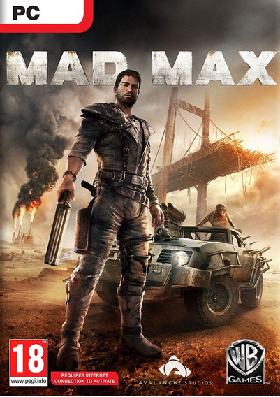 Mad Max + The Ripper Dlc Pc Steam