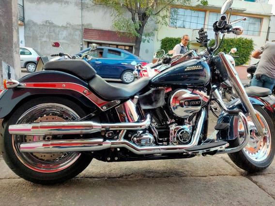 Harley Davidson Fatboy 2016