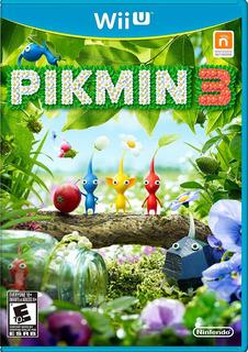 Juego Pikmin3 Wiiu Nuevo Sellado