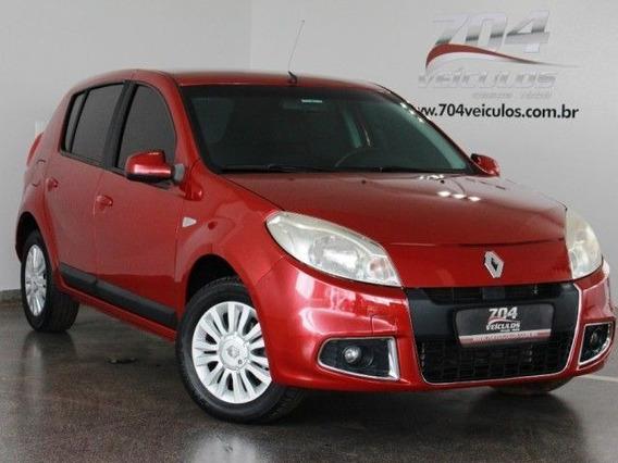 Renault Sandero Privilége 1.6 16v Hi-flex, Jiv3120
