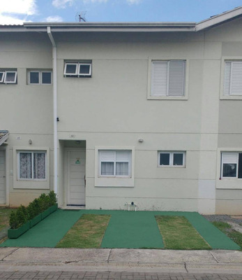 Casa Linda No Condominio Vert Ville-jd Santa Maria. - So0220