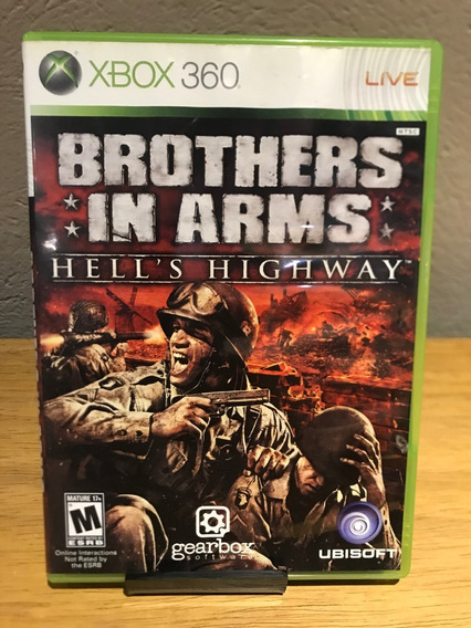 Xbox 360 - Brothers In Arms Hells Highway Original