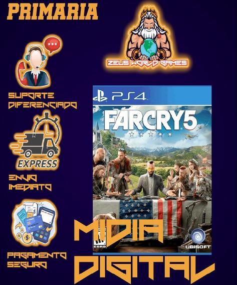 Farcry5 Ps4 Receba Agora
