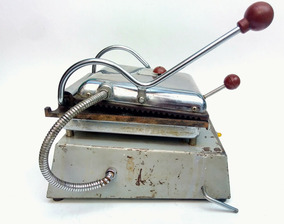 Parrilla Asador Electrico Magicook Ingles Funciona Antiguo