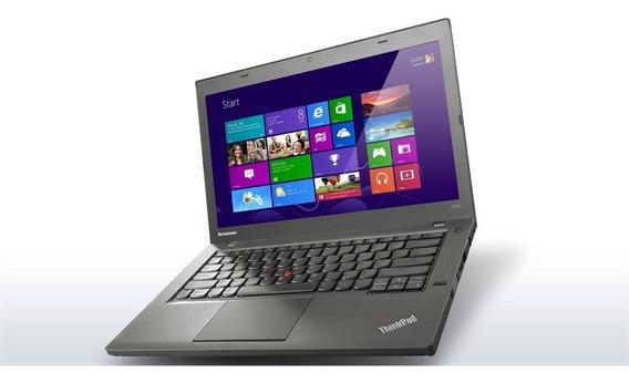 Ultrabook Lenovo Thinkpad T440 I5-4300u 4gb 500gb Seminovo!