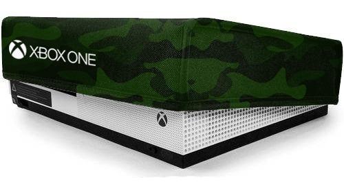 Capa Protetora Xbox One S - Skin Camuflada