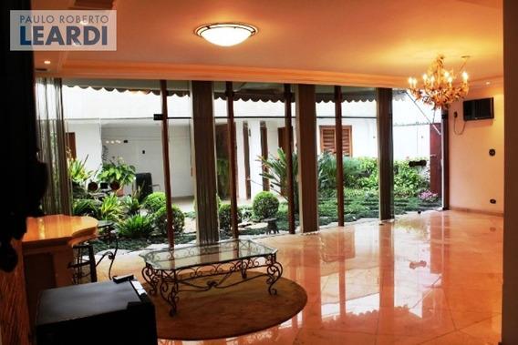 Casa Assobradada Brooklin - São Paulo - Ref: 395609