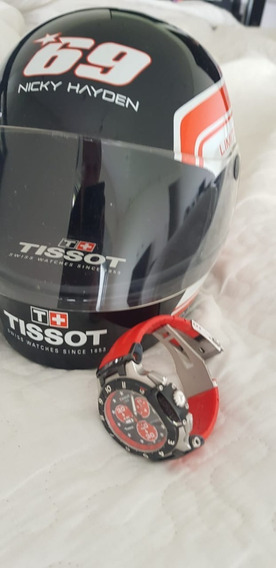 Relógio Tissot Moto Gp Especial Nick Hayden