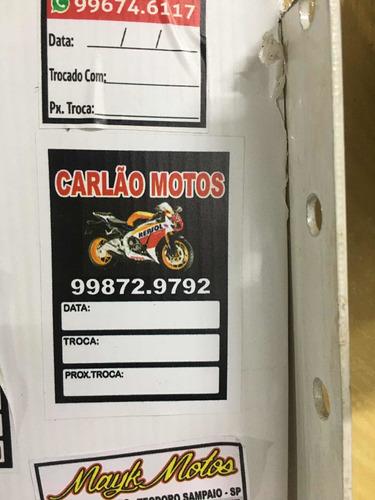Troca De Óleo De Moto Personalizado