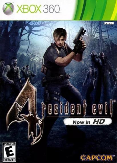 Resident Evil 4 Xbox 360 Mídia Digital Envio Imediato
