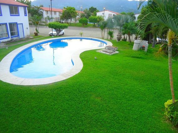 Linda Casa En Acapulco, Aire, Alberca, Estacionamiento