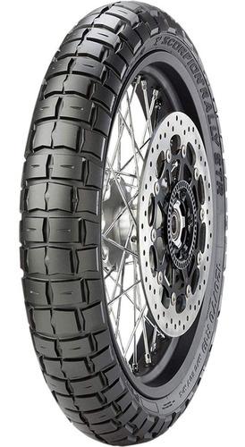 Imagen 1 de 4 de Llanta Para Moto Pirelli Scorpion Rally Str 110/70r17m/c 54h