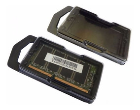 Box Embalagem P/ Memórias Notebook Ddr2 Ddr3 Cx C/ 100 Unid