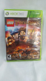 Lego Lord Of The Rings - Nuevo Y Sellado - Xbox 360