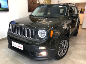 Jeep Renegade Longuitude Entrega Inmediata