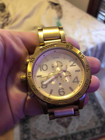 Relógio Nixon 51-30 Gold