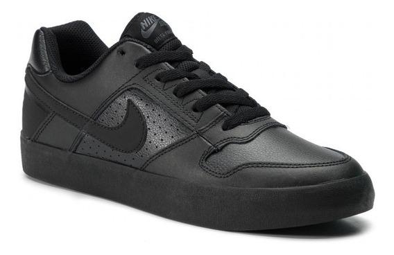Tenis Nike Sb Delta Force Vulc Negro Mono 942237 002
