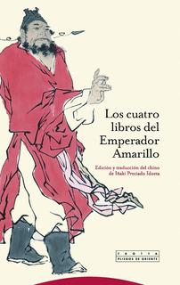 Los Cuatro Libros Del Emperador Amarillo, Idoeta, Trotta #