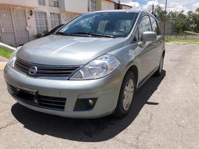 Nissan Tiida Custom T/m 6 Vel.