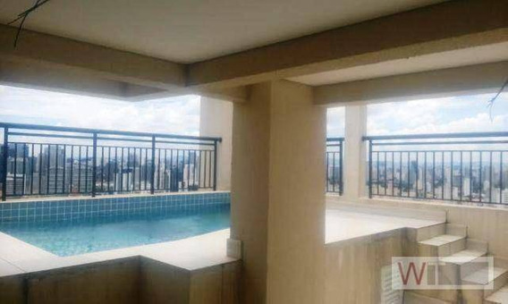 Cobertura Residencial À Venda, Alto Da Boa Vista, São Paulo. - Co0058