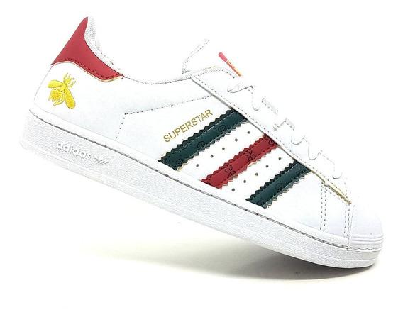 Tênis adidas Gucci Superstar Cod 001