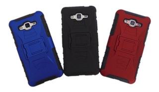 Funda Clip Uso Rudo De Samsung Galaxy Grand Prime G530h