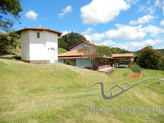 Rural Para Venda, 3 Dormitórios, Bela Vista - Paty Do Alferes - 507