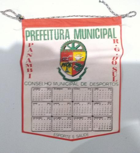 Antiga Flamula Município Panambi Prefeitura Municipal