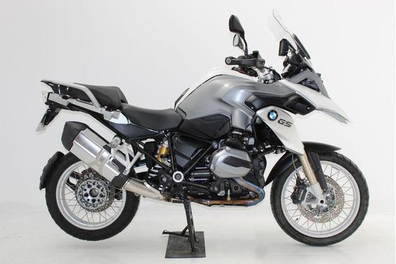 Bmw R 1200 Gs Premium 2015 Branca