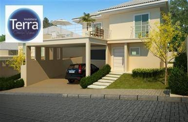 Casa Residencial À Venda, Quintas Do Leomil, Fazendinha, Granja Viana - Ca0310