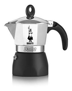 Bialetti Dama Gran Gala 3cup Stovetop Espresso Maker