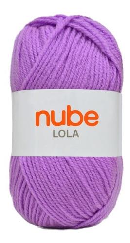 Hilado Nube Lola X 10 Ovillos - 1 Kg Por Color