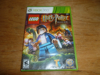 Lego Harry Potter Years 5 - 7 Xbox 360