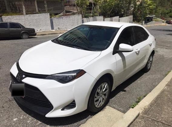 Toyota Corolla Le Importado