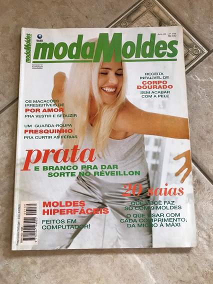 Revista Moda Moldes 139 Claudia Liz Saias Moldes 1997 D153