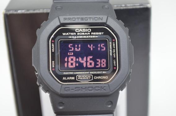 Relógio Casio Masculino G-shock Dw-5600ms - 1dr