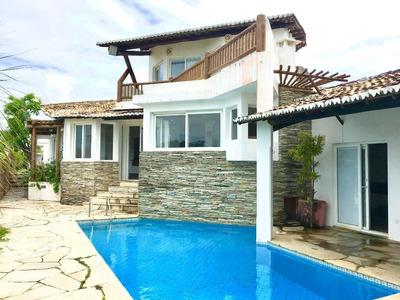 Casa Em Ponta Negra, Natal/rn De 400m² 3 Quartos À Venda Por R$ 1.599.990,00 - Ca259300